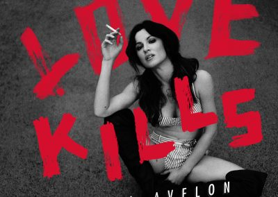 Album LOVE KILLS COVER