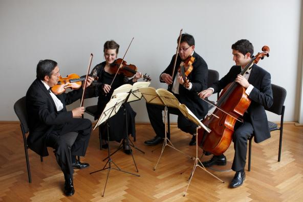 Jean Berlescu – Solo bis Orchester