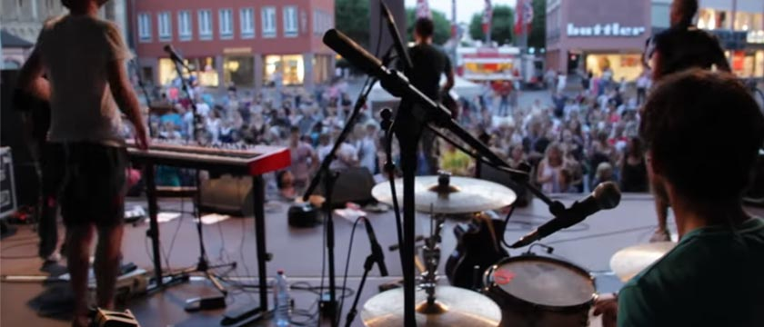 Live in Mainz